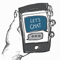 Let's Chat! podcast