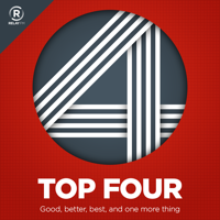 Podcast cover art for Top Four