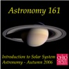 Astronomy 161 - Introduction to Solar System Astronomy artwork
