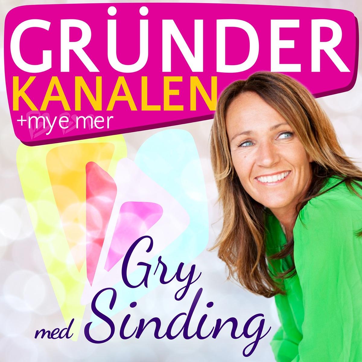 GrunderKanalen + Mye Mer Med Gry Sinding