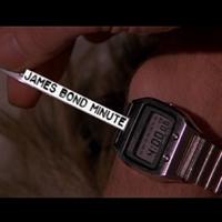 James Bond Minute podcast