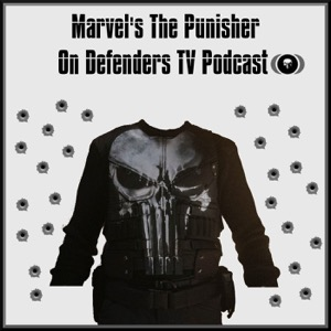 Punisher on Defenders TV Podcast
