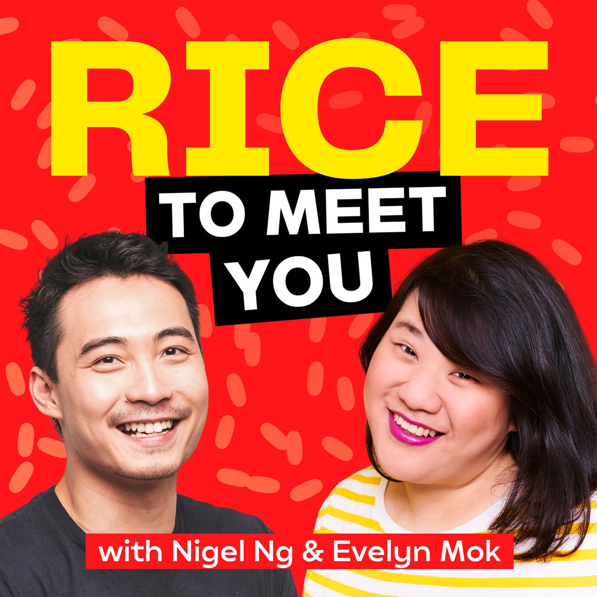 Rice To Meet You podcast