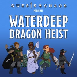 Chaos Agents DND Podcast on Apple Podcasts