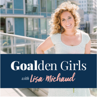 Podcast cover art for Goalden Girls Podcast