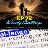What are you holding on to? | Weekly Challenge