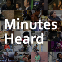 Minutes Heard podcast