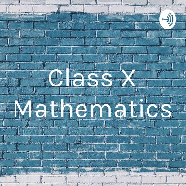 Class X Mathematics