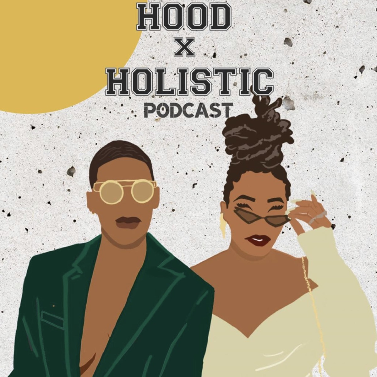HoodxHolistic Podcast
