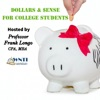 Dollars and $ense For College Students artwork