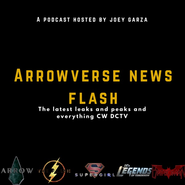 Arrowverse News Flash