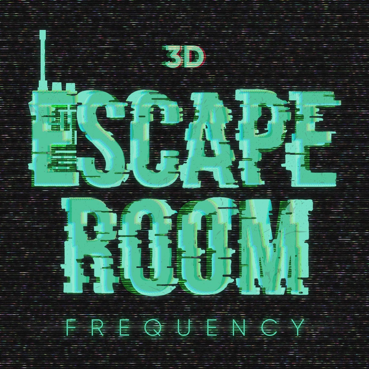 3D Escape Room: Frequency