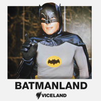 BATMANLAND podcast