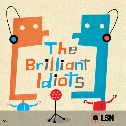 Cover image of The Brilliant Idiots