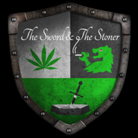 Podcast cover art for The Sword & The Stoner