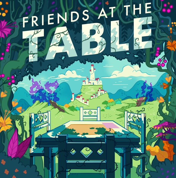 Friends At The Table Podbay