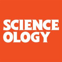 Podcast cover art for Scienceology Podcast