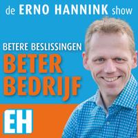 de Erno Hannink Show | Betere Beslissingen, Beter Bedrijf podcast
