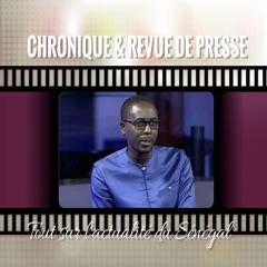 Chronique & Revue de presse | Pape Alé Niang