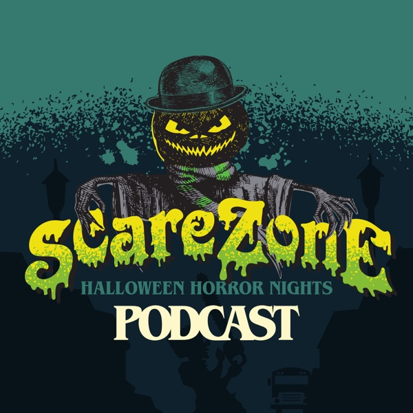 ScareZone - Halloween Horror Nights Podcast