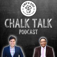 Chalk Talk Podcast - Amy's EDU podcast