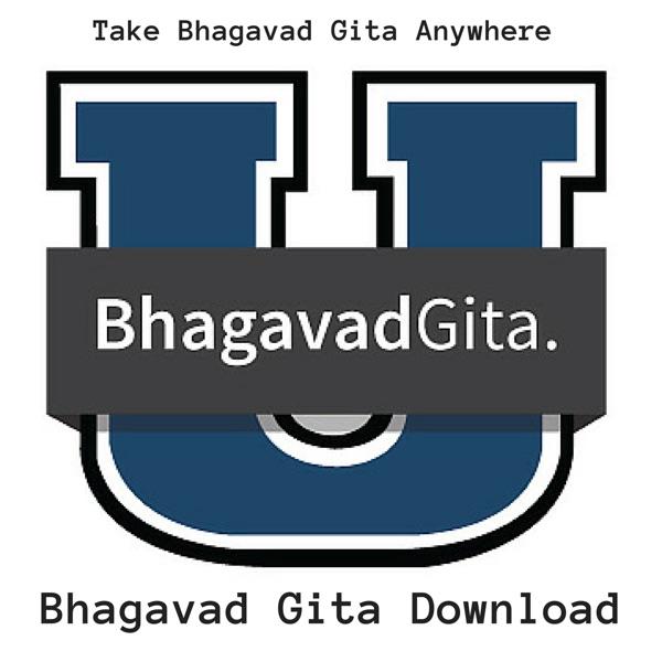 10 Minute Bhagavad Gita Sessions from Ask Sri Vishwanath Show. How Bhagavad Gita Can Help You Solve the Big problems of your life. Take Bhagavad Gita Anywhere.
