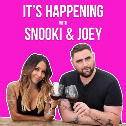 Cover image of It's Happening with Snooki & Joey