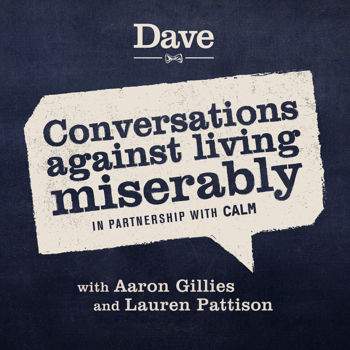 Conversations Against Living Miserably