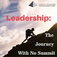 Leadership: The Journey With No Summit podcast