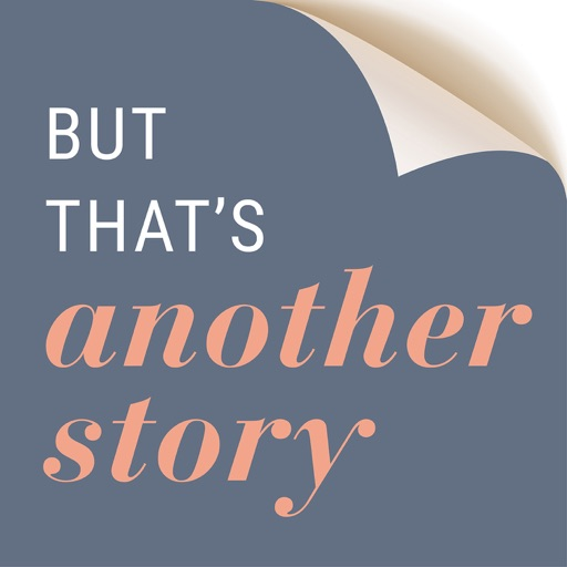 Cover image of But That's Another Story