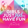 Girls Just Pod To Have Fun artwork