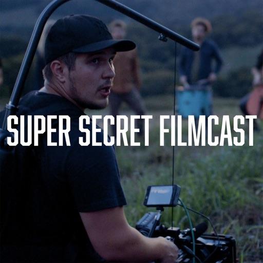 Cover image of Super Secret Filmcast