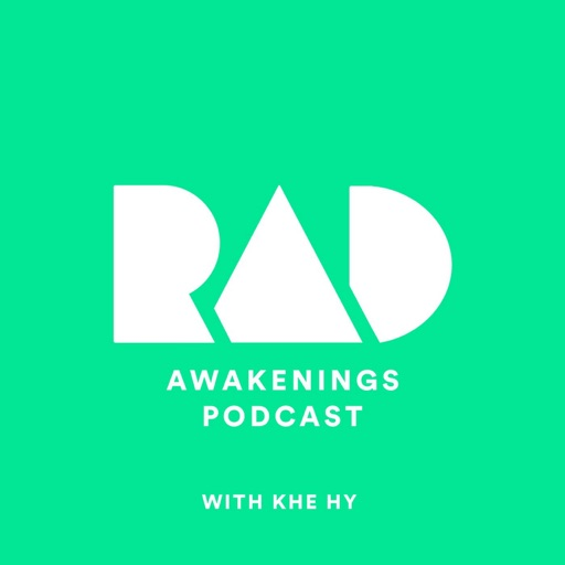 Cover image of Rad Awakenings with Khe Hy