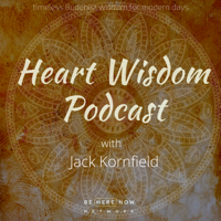 Podcast cover art of Heart Wisdom with Jack Kornfield