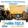WCHV's Joe Thomas in the Morning Podcast artwork