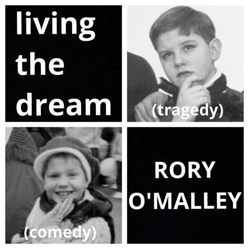 Cover image of Living the Dream with Rory O'Malley