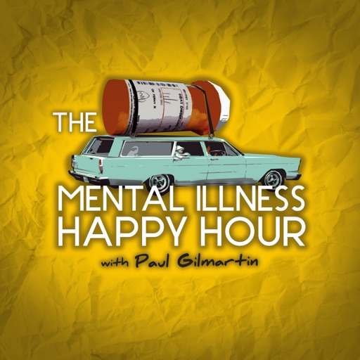 Cover image of Mental Illness Happy Hour