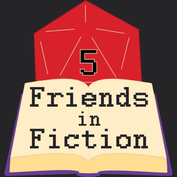 Five Friends in Fiction