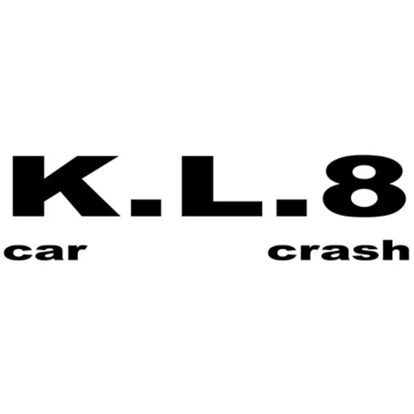 K.L.8 car crash