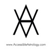 Accessible Astrology Podcast with Eugenia Krok, MA - Astrologer Trained in Psychotherapy artwork