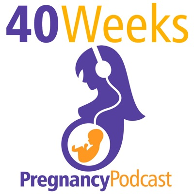 40 Weeks Pregnancy Podcast:Vanessa Merten of the Pregnancy Podcast