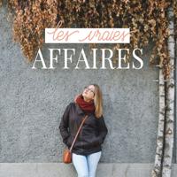 Les Vraies Affaires podcast