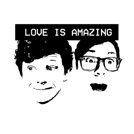 Cover image of LOVEisAMAZING