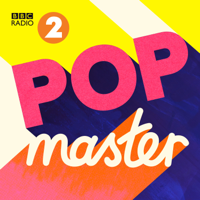 Podcast cover art for PopMaster