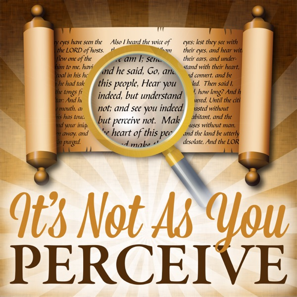 It's Not As You Perceive