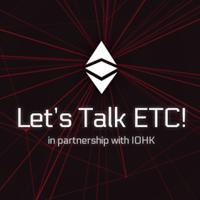 Let's Talk ETC! (Ethereum Classic) podcast