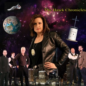 The Hawk Chronicles Cover Art