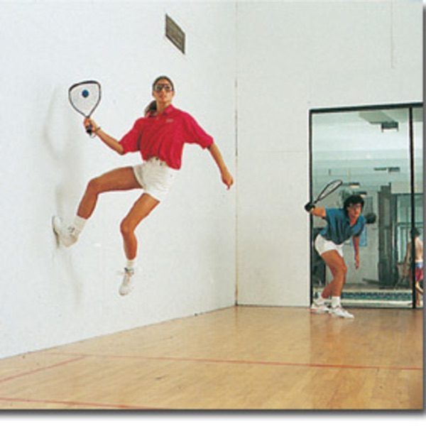 Racquetball - The King of Games!