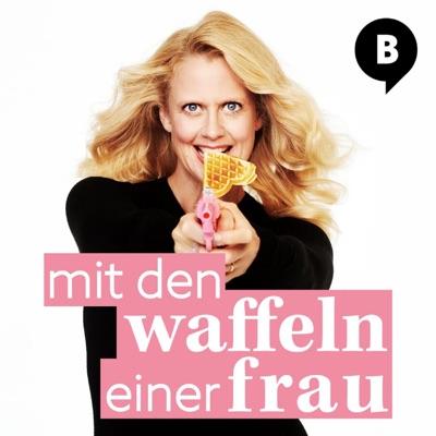 Mit den Waffeln einer Frau:barba radio, Barbara Schöneberger