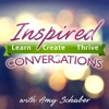 Inspired Conversations with Amy Schuber artwork